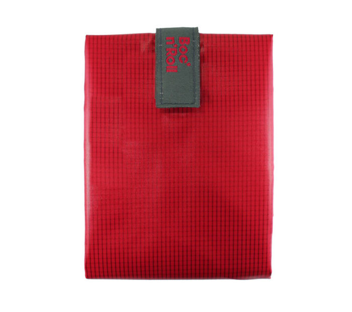 Boc'n'Roll sandwich wrapper Square red
