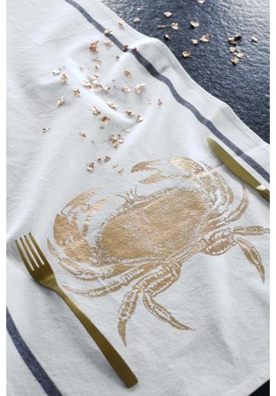 La Cerise theedoek Crabe