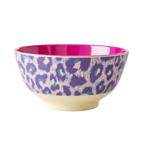 Rice melamine bowl leo