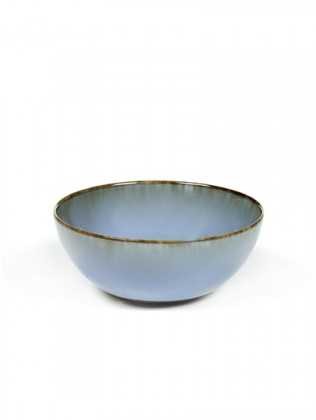 ALG bowl small smokey blue