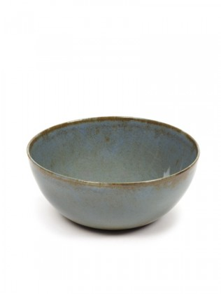 ALG bowl large smokey blue
