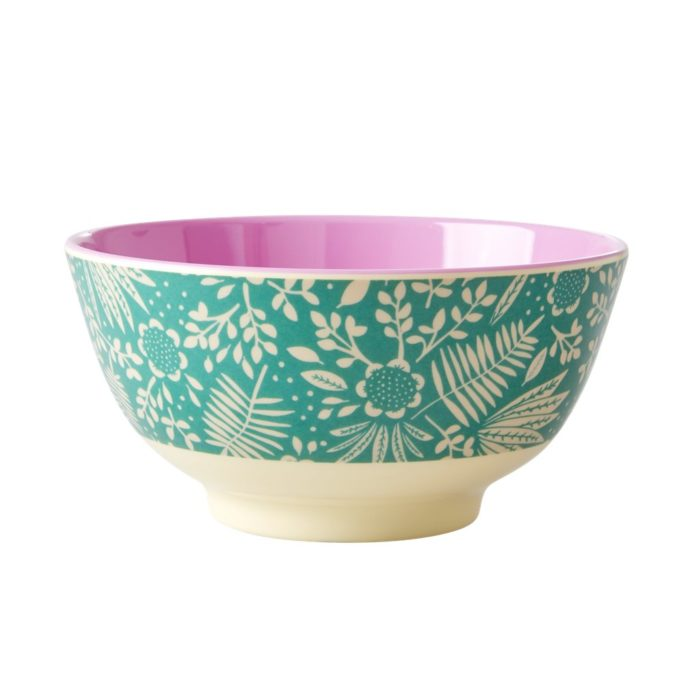 Rice melamine bowl fefl