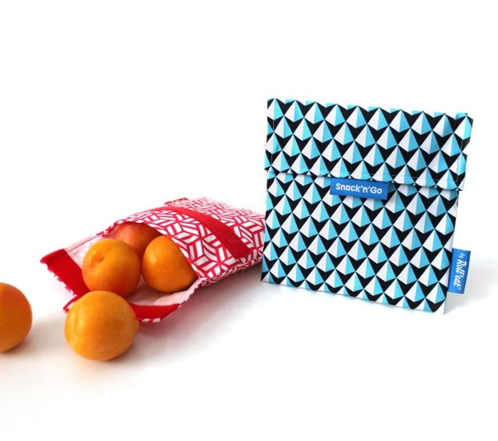 Snack'n'Go Tiles blue