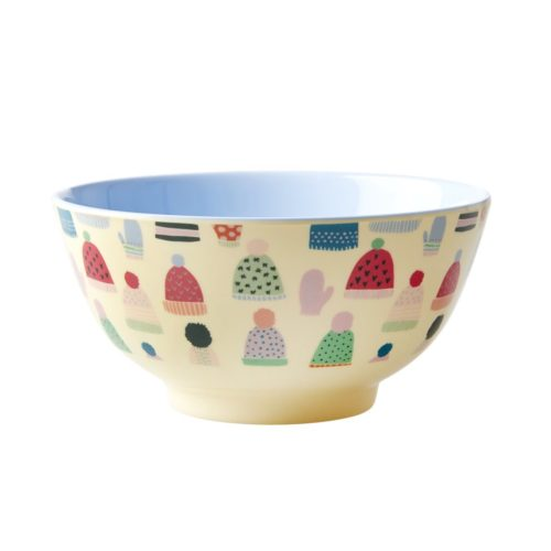 Rice melamine bowl mibe