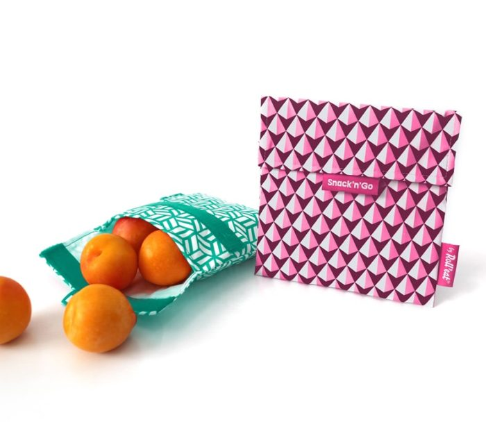 Snack'n'Go Tiles green