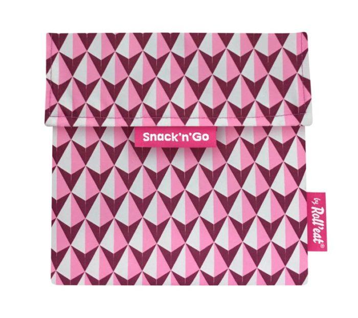 Snack'n'Go Tiles pink