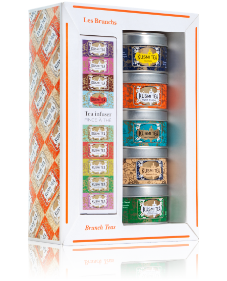 Kusmi Tea Brunch Teas giftset