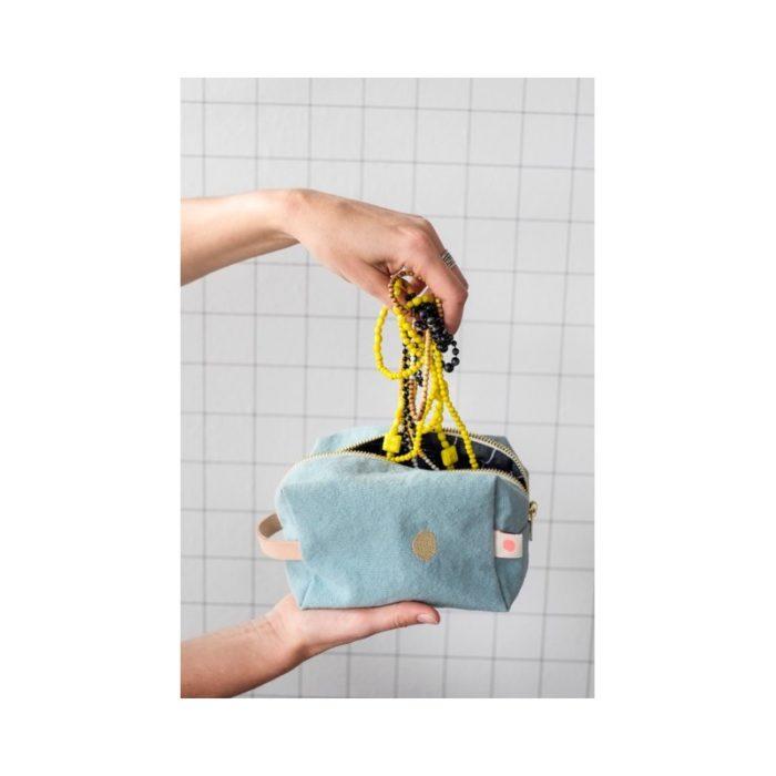 La Cerise Pouch Cube Iode