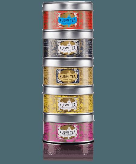 Kusmi Tea One Moment teas 5xblikje