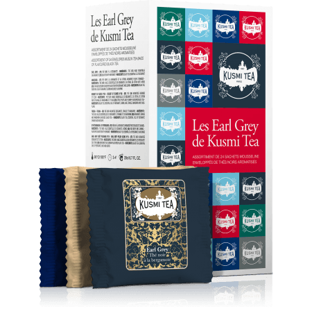 Kusmi Tea Earl Grey Blends