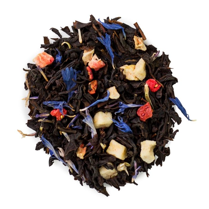 Kusmi Tea Earl Grey Bleu Blanc Rouge