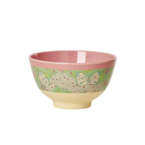 Rice melamine bowl small bufl