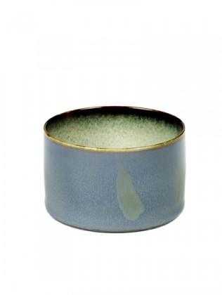 ALG beker cylinder laag smokey/misty
