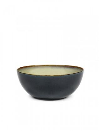ALG bowl medium misty / dark blue