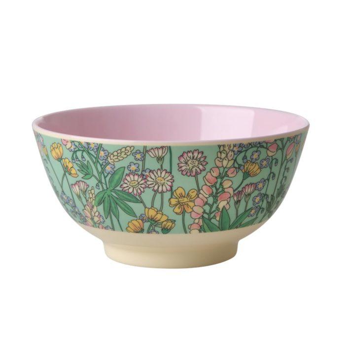 Rice melamine bowl lupi