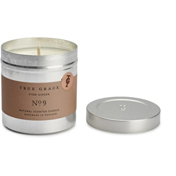 True Grace tin candle Stem Ginger
