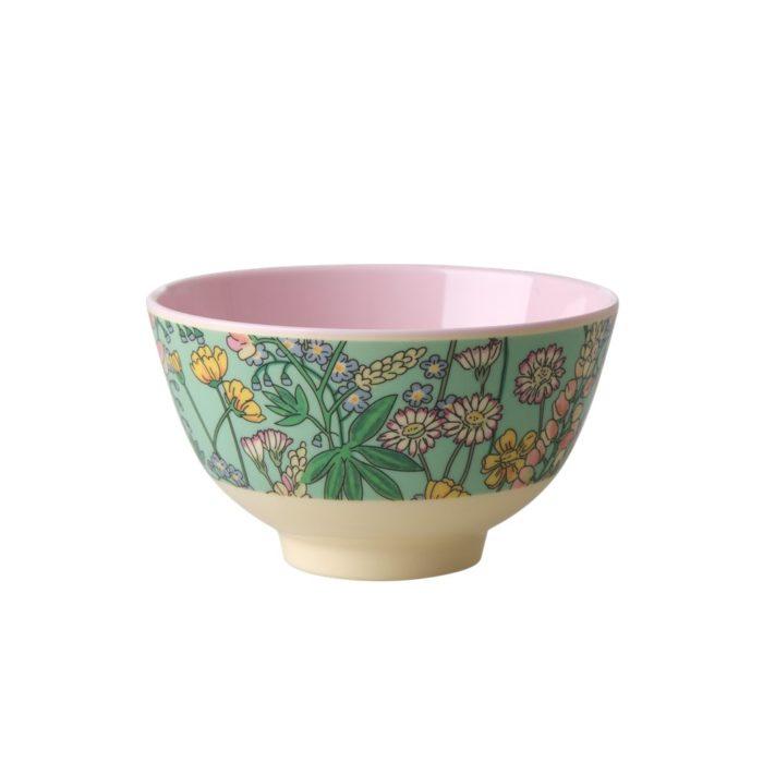 Rice melamine bowl small lupi
