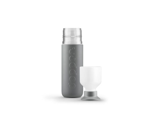 Dopper Insulated Glacier Grey L