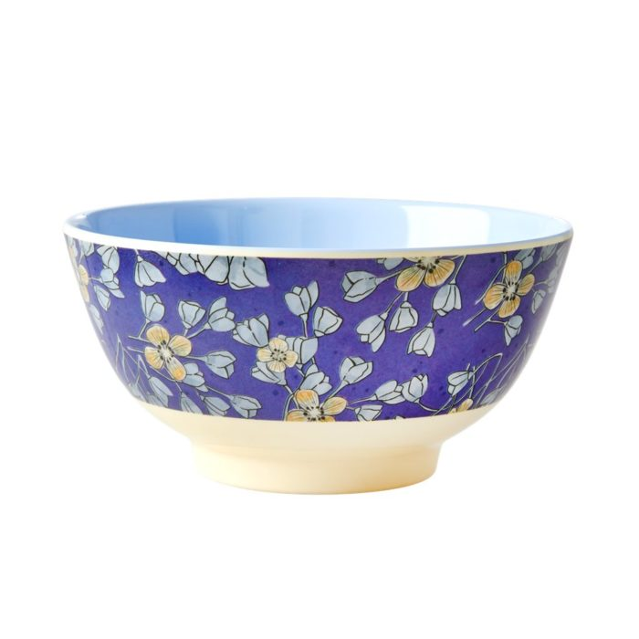Rice melamine bowl hafl