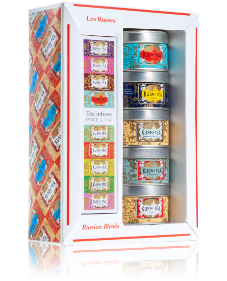 Kusmi Tea Russian Blends giftset