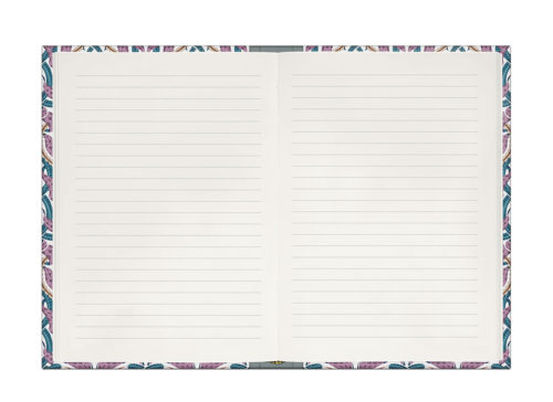 Classie Notebook hardcover Sylvia / grijs