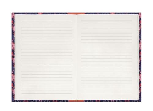 Classie Notebook hardcover amy/koraal