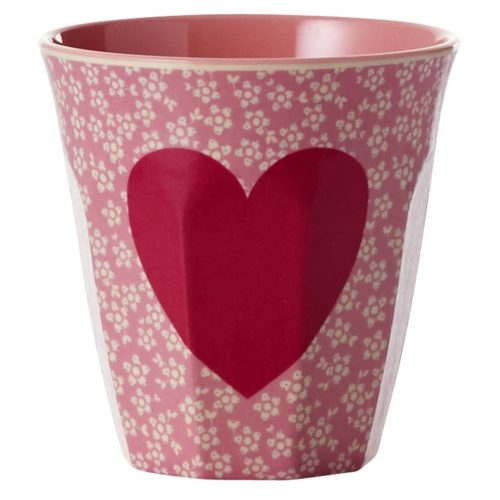 Rice cup M fav heart