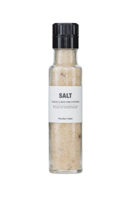 NV salt garlic/redpepper 325g
