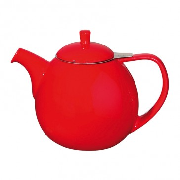 Forlife theepot Curve red 1.3L