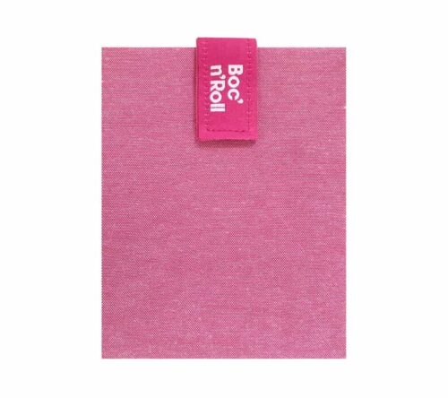 Boc'n'Roll sandwich wrapper Eco pink