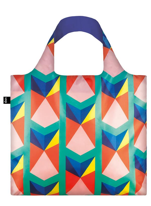 Loqi bag triangles