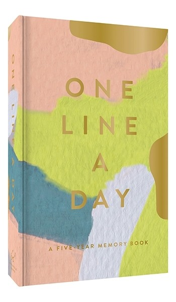 One line a day modern - chronicle books