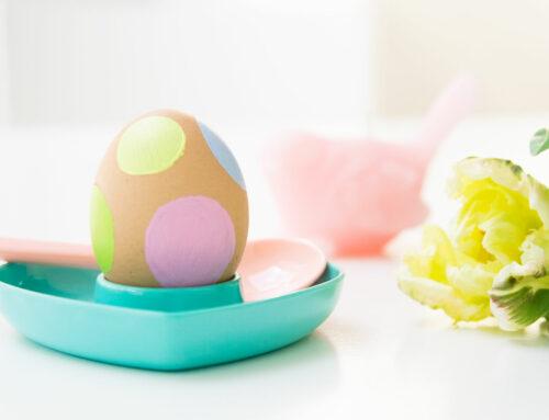Pastel eieren