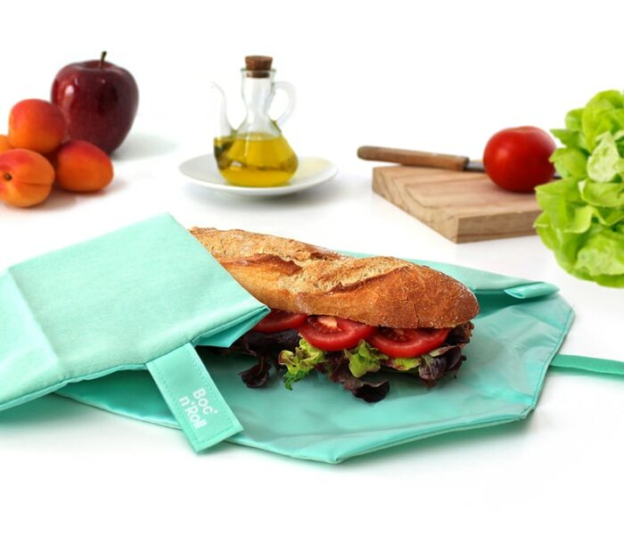 Boc'n'Roll sandwich wrapper Eco mint