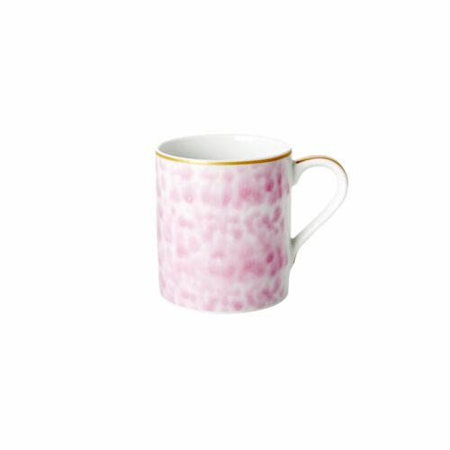 Rice porcelain mug glaze bubblegum 350ml
