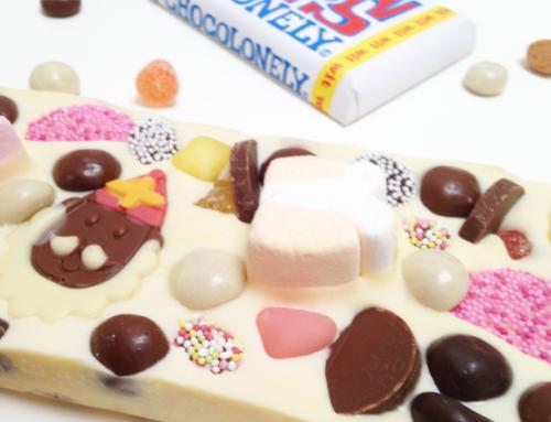 Sint Rocky Road van witte chocolade