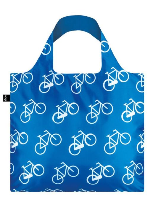 Loqi bag travel bikes