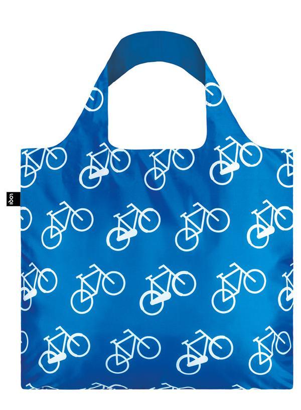 Loqi bag travel bikes