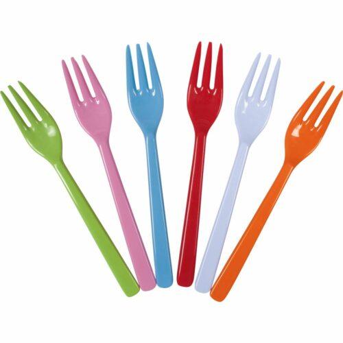 Rice melamine fork xc
