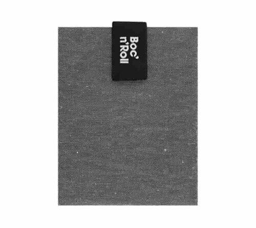 Boc'n'Roll sandwich wrapper Eco black