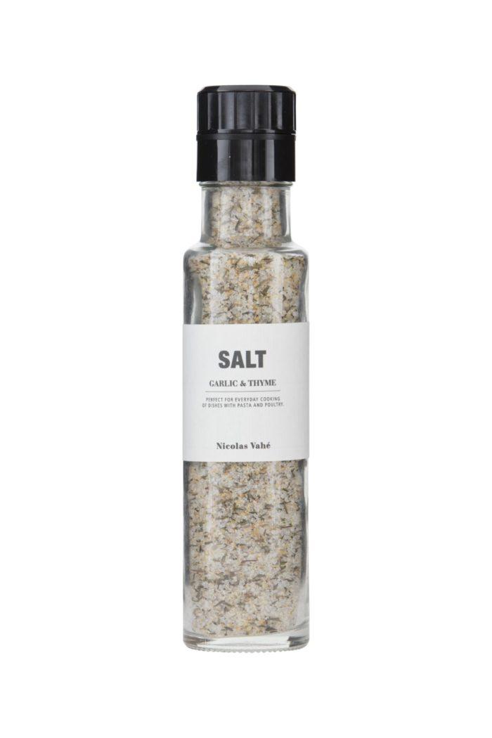 NV salt garlic/thyme 300g