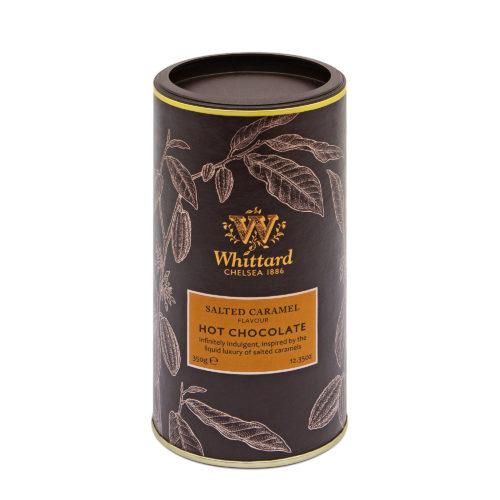 Whittard salted caramel 350g