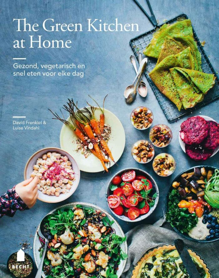 The green kitchen at home - Frenkiel en Vindahl