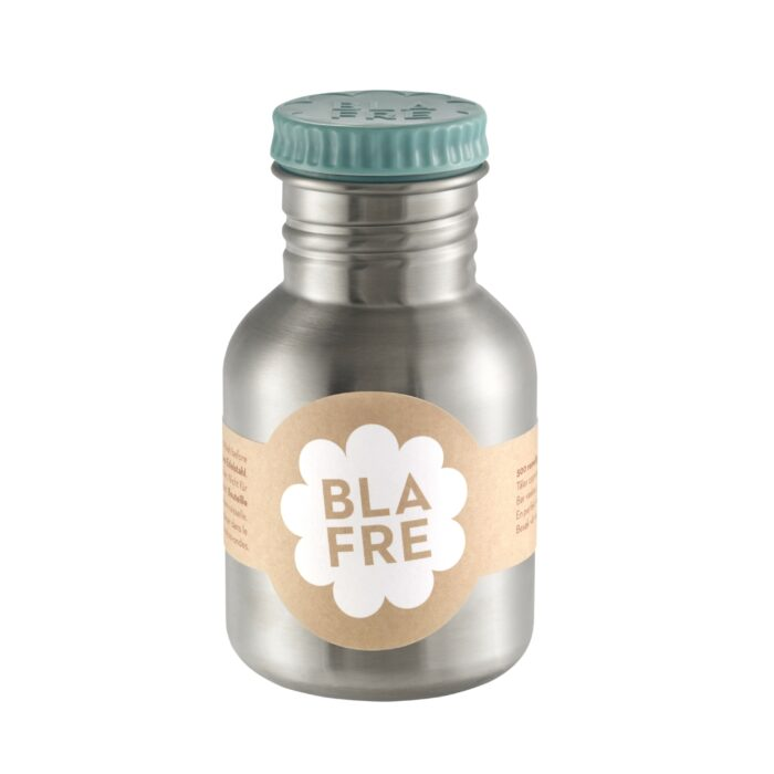 Blafre Steel Bottle 0.3l blue