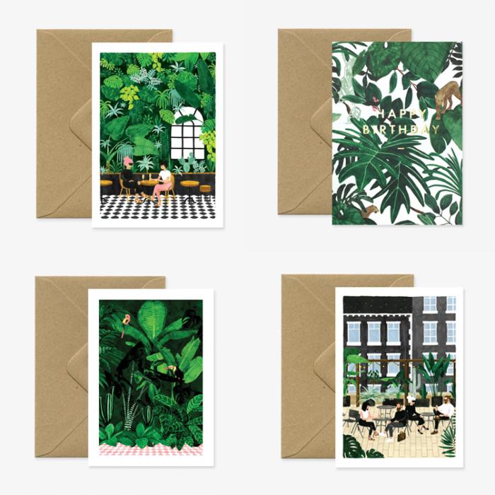ATWTS kaarten set Urban Jungle 2