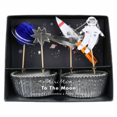 MM Cupcake kit Space
