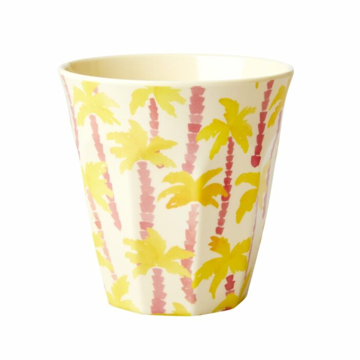 Rice cup M Palm Trees