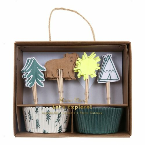 MM Cupcake kit Explore