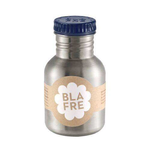 Blafre Steel Bottle 0.3l darkblue