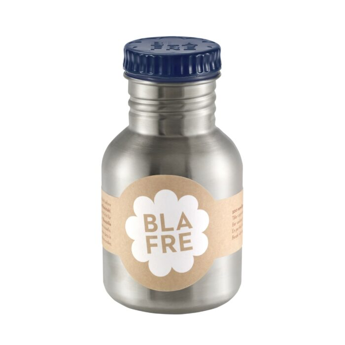 Blafre Steel Bottle 0.3l darkblue